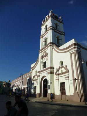 Église de Nuestra Señora de la Merced, Camagüey