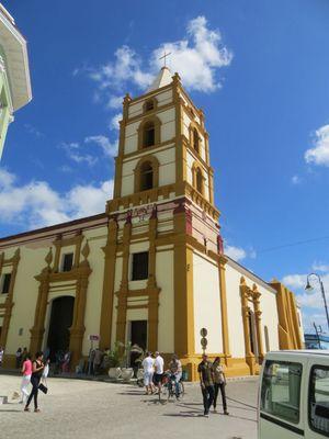 Iglesia de Nuestra Señora de la Soledad Church, Camagüey