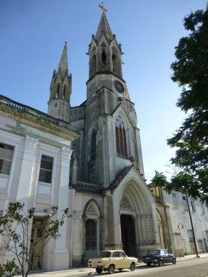 Église del Sagrado Corazón de Jesús, Camagüey