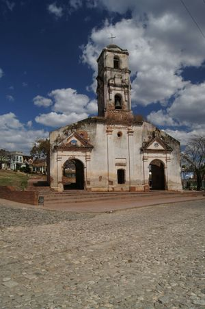 Iglesia de Santa Ana Church