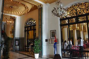 L'Hôtel Inglaterra