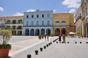 La Vieille Place, La Havane