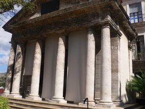 El Templete Monument, Vieille Havane