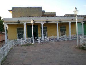 Guamuhaya Archeology Museum or Casa Padrón House