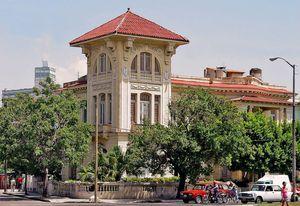 Dance Museum, Vedado