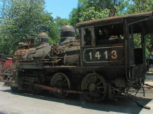Train Museum, Havana
