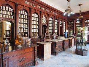 Museo Farmacéutico, Matanzas