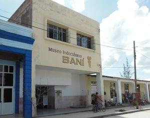 Indocuban Baní Museum, Banes