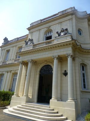 National Museum of Decorative Arts, Vedado