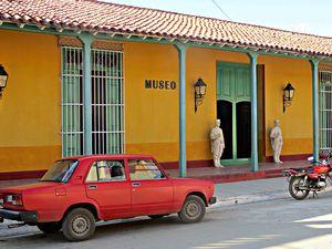 Museo Provincial Simón Reyes, Ciego de Ávila