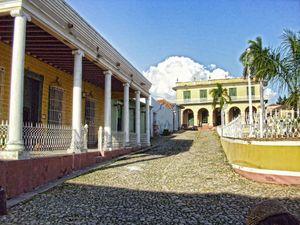 Palacio Brunet, Trinidad