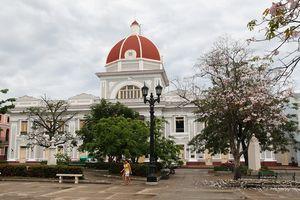 Palacio de Gobierno de Cienfuegos