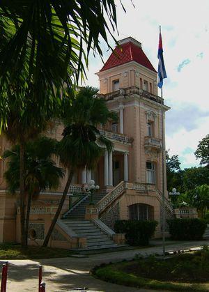 Palacio de los Pioneros, Santiago de Cuba