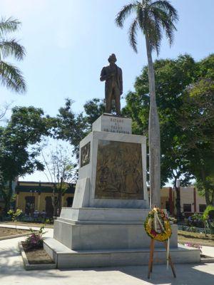 Céspedes Park, Bayamo