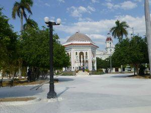 Céspedes Park, Manzanillo