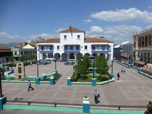 Céspedes Park, Santiago de Cuba