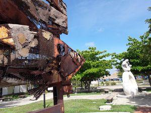 Parque de las Esculturas de Cienfuegos