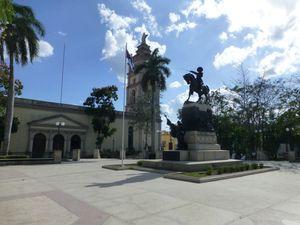 Parque Ignacio Agramonte, Camagüey