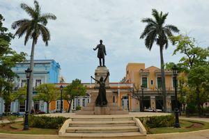 Parque de La Libertad de Matanzas Square