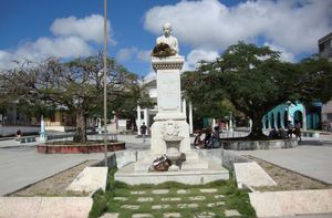 Parc Martí, Banes
