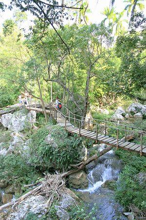 Parque el Cubano, Trinidad