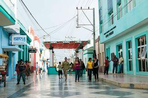 Promenade Bayamés
