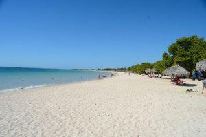 Playa de Ancón, Trinidad