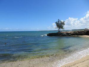 Playa en Gibara, Holguín