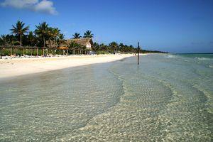 Playa las Coloradas, Cayo Coco