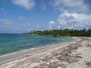 Playa de Maguana Beach