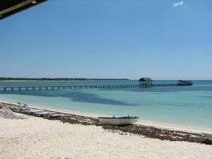 Plage Punta Francés, Isla de la Juventud