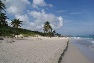 Eastern Beaches (Playas del Este), Havana