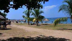 Beaches in Cienfuegos