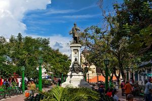 Place de Dolores, Santiago de Cuba