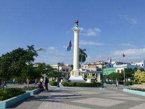 Plaza de Marte, Santiago de Cuba