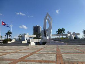 Plaza de la Revolución Square, Camagüey