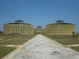 Presidio Modelo, Cuba