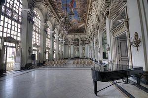 Salón, Museo de la Revolución