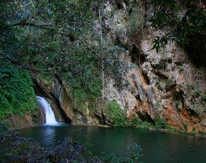 Salto de Caburní, Trinidad