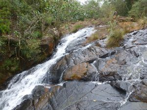Salto del Guayabo Waterfall, Cuba