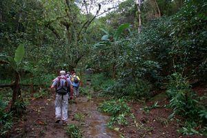 Escursionismo a Cuba