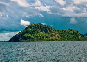 Sierra Caballos, Isla de la Juventud