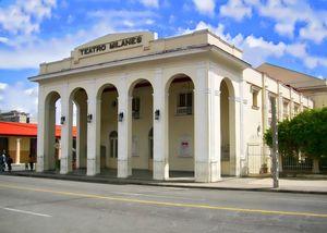 Théâtre José Jacinto Milanés