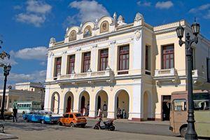 Teatro en Cuba