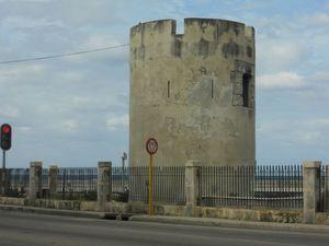 Torreón de San Lázaro Turret, Vedado