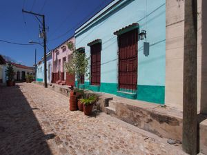 Petite ville de Sancti Spíritus