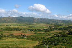 Ingenios Valley or San Luis Valley