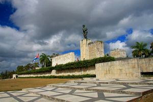 Villa Clara, Che Monument