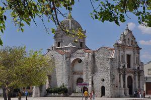L'église de San Francisco de Paula, La Vieille Havane