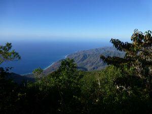 Pico Turquino Summit Area